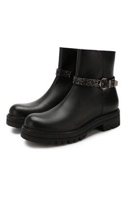 Кожаные ботинки Missouri 85837M/35-41
