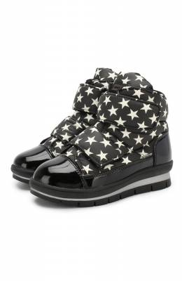 Утепленные ботинки Jog Dog 14039R/ZAFFIR0 M00N/36-42