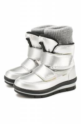 Текстильные ботинки Jog Dog 14063R/ZAFFIR0 FLASH/32-35
