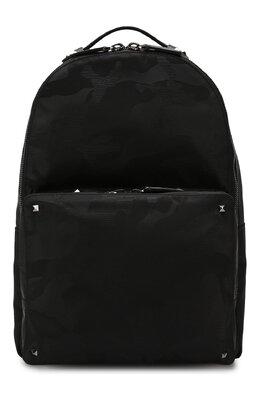 Текстильный рюкзак Valentino Garavani Rockstud Valentino RY2B0340/NAI