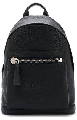 Кожаный рюкзак Buckley с внешним карманом на молнии Tom Ford H0250P-CG8