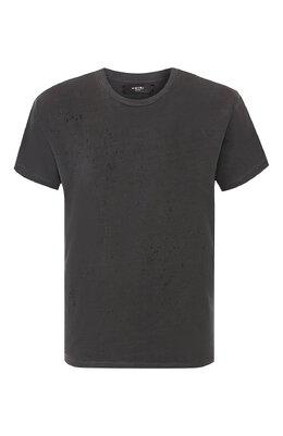 Хлопковая футболка Amiri W9M03350CJ