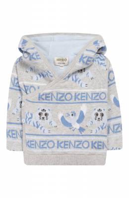 Кардиган с капюшоном Kenzo KP18503