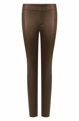Кожаные брюки Helmut Lang G06HW240
