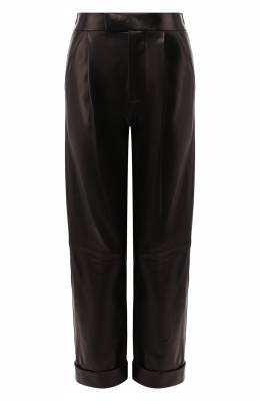 Кожаные брюки Tom Ford PAL680-LEX228
