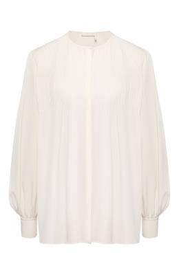Шелковая блузка Chloe CHC19AHT54004