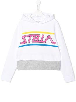 Stella McCartney Kids худи с принтом Stella 588677SOJ45