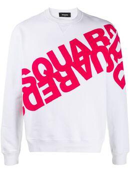 Dsquared2 толстовка с логотипом S74GU0403S25042