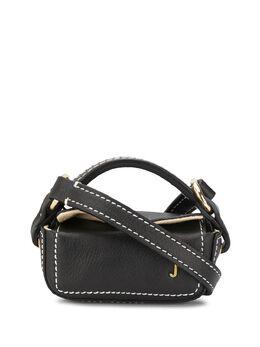 Jacquemus мини-сумка Le Nani 201BA112058990BLACK153895