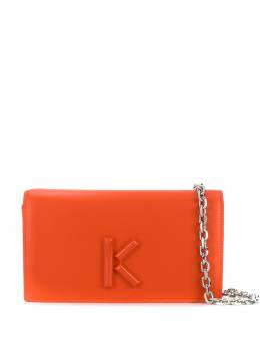 Kenzo сумка через плечо Kandy с металлическим логотипом FA52PM318L20