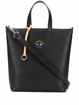Kenzo маленькая сумка-тоут Eye FA55SA701L37