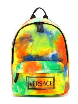 Young Versace рюкзак с принтом тай-дай YIX00002YB00278