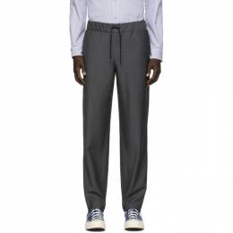 A.P.C. Grey Kaplan Trousers WVAXJ-H08327