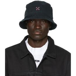 Off-White Black Arrows Bucket Hat OMLA010S204000241028