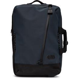 Master-Piece Co Navy Slick Backpack 55548