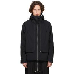 Descente Allterrain Black Transform Jacket DAMPGC34