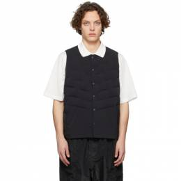Descente Allterrain Black Down D.I.S. Vest DAMPGC43