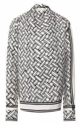 Шелковая блузка Bottega Veneta 581659/VKBY1