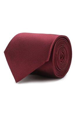 Шелковый галстук Dolce&Gabbana GT153E/G0JKW