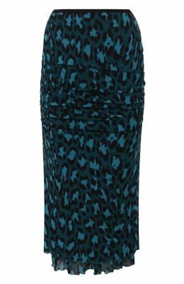 Юбка из вискозы Diane Von Furstenberg 13662DVF