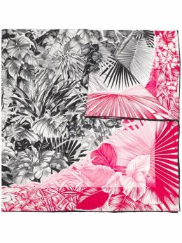 Salvatore Ferragamo платок с принтом 727015