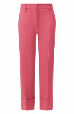 Льняные брюки Brunello Cucinelli MF591P7231