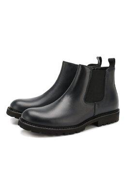 Кожаные ботинки Lanvin 62200/28-35