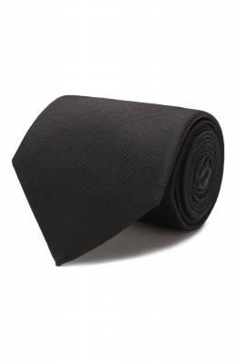 Шелковый галстук Luigi Borrelli LC80-B/TT8645