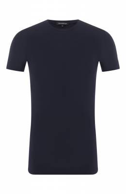 Хлопковая футболка Ermenegildo Zegna N3M200980