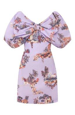 Хлопковое платье Vivetta 20E V2M0/H121/0133