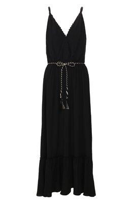 Платье с поясом Forte_Forte 7070