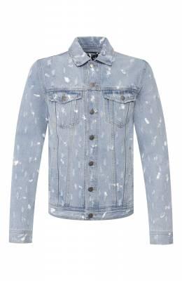 Джинсовая куртка Dom Rebel FLIP/JEAN JACKET