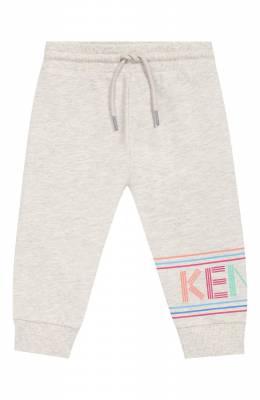 Хлопковые джоггеры Kenzo KQ23017