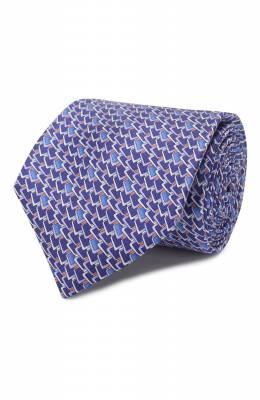 Шелковый галстук Zilli 50236/TIES