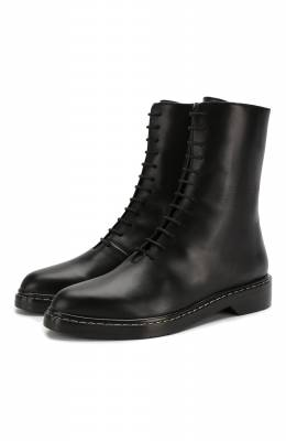 Кожаные ботинки Fara The Row F1062-L60