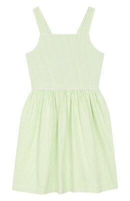 Хлопковое платье Polo Ralph Lauren 311784367