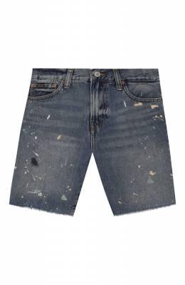 Джинсовые шорты Polo Ralph Lauren 323784314