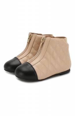 Кожаные ботинки Age Of Innocence 000143/NIC0LE/29-35