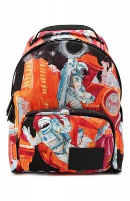 Текстильный рюкзак Valentino Garavani Spaceland Valentino TY2B0887/EUG