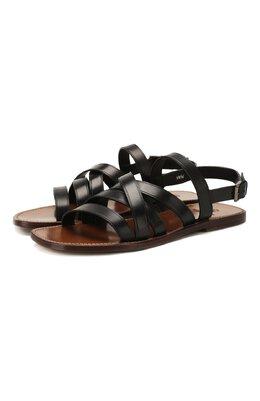 Кожаные сандалии Silvano Sassetti S19956X409AELBANER0