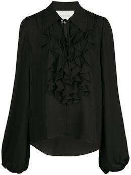 Alexis блузка Niseema с оборками A52001115954