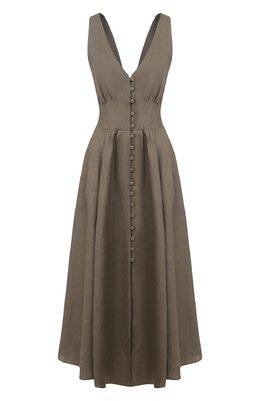 Льняное платье Cult Gaia 50060L14 SSP