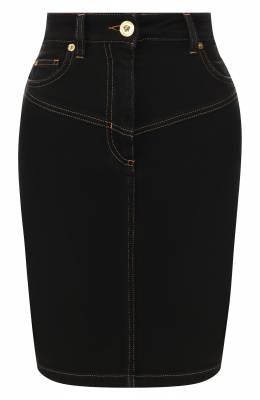 Джинсовая юбка Versace A85679/A233212