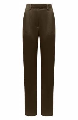 Шелковые брюки Tom Ford PAW296-FAX614