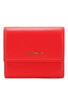 Кожаный кошелек Coccinelle E2 EW5 11 96 01