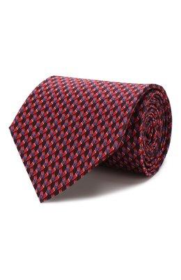 Шелковый галстук Lanvin 3318/TIE