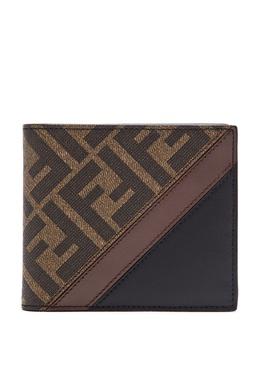 Складное портмоне с монограммами Fendi 1632184760