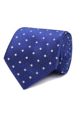 Шелковый галстук Zilli 50103/TIE