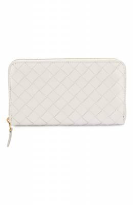 Кожаный кошелек Bottega Veneta 588768/VMBI1