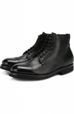 Кожаные ботинки H'D'S'N Baracco 58513.3*